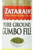 Zatarains Pure Ground Gumbo File