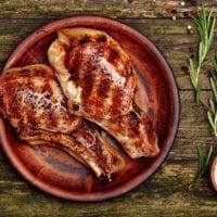 Monday's Dinner: Salt and Pepper Pork Chops