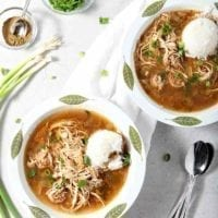 Monday's Dinner: Chicken and Sausage Gumbo