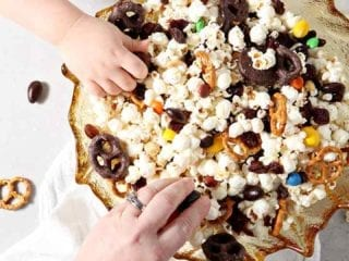 Sweet and Savory Party Mix