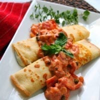 Thursday's Recipe: Tuscan Crepes
