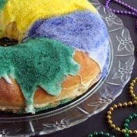 Dessert Idea #2: Mardi Gras King Cake