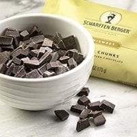 Scharffen Berger Dark Chocolate Baking Chunks