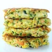 Friday's Dinner: Veggie Cakes