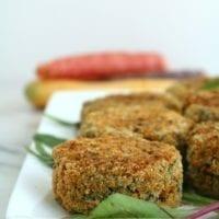 Thursday's Dinner: Superfood Veggie Cakes