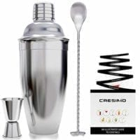 24 oz. Cocktail Shaker Bar Set