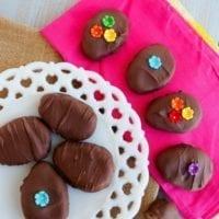 Dessert #2: Chocolate Sunbutter Eggs