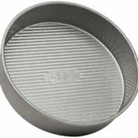 """USA Pan Bakeware Round Cake Pan (9"""")"""