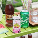 How to Make an Outdoor Drink Station