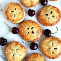 Dessert Recipe #1: Summer Cherry Hand Pies