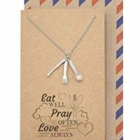 Spoon, Fork, and Knife Necklace