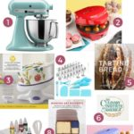 The Ultimate Guide of Gifts for Bakers