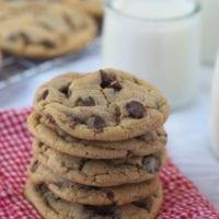Dessert Recipe #2:Mrs. Fields Chocolate Chip Cookies