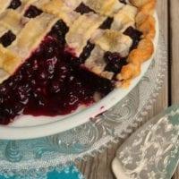Dessert #2:The Best Blueberry Pie