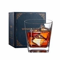 """Whiskey Improves With Age, I Improve With Whiskey"" Tumbler"