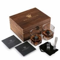 Royal Reserve Whiskey Gift Set