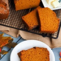 Breakfast Recipe: Pumpkin Bread