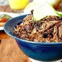Tuesday's Dinner: Instant Pot Beef Carnitas