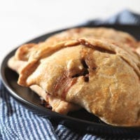 Thursday's Dinner: Ground Beef Meat Pies