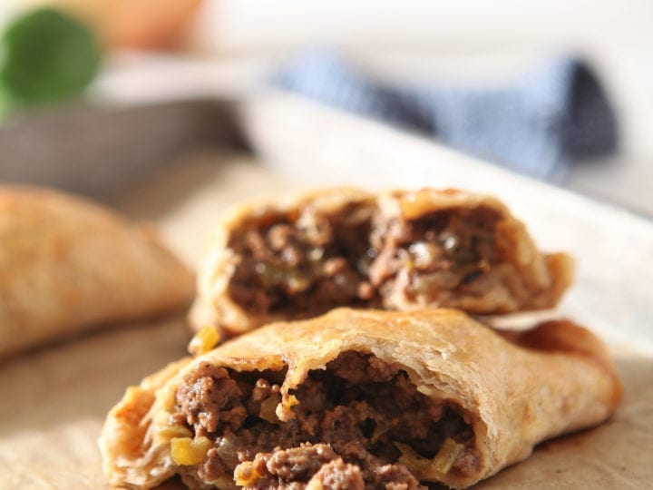 Ground Beef Meat Pies