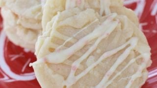 Peppermint Sugar Cookies and Kids' Charity Donation Opportunity
