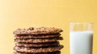 My New Favorite Oatmeal Cookies