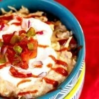 Tuesday's Dinner:Mexican Style Keto Crack Chicken in Your Instant Pot