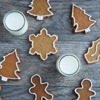 Dessert Idea #2:Gingerbread Cut Out Cookies