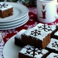 Dessert Inspiration: Classic Gingerbread Cake