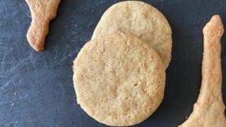 Orange Spice Cookies