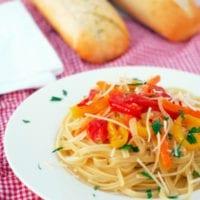 Wednesday's Dinner:15-Minute Weeknight Pasta
