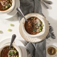 Thursday's Dinner:Instant Pot Gumbo
