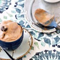 Dessert Idea #1: No Churn Junior Mint Chocolate Ice Cream
