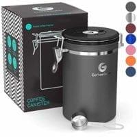 7. Coffee Gator Coffee Canister