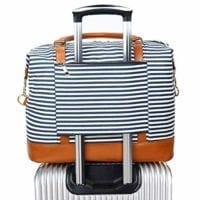 3. Women Ladies Canvas Weekender Bag