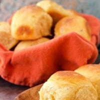 Bread Recipe: Potato Cheese Rolls