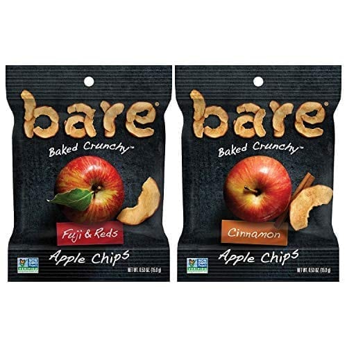 Bare Natural Apple Chips, Snack Size