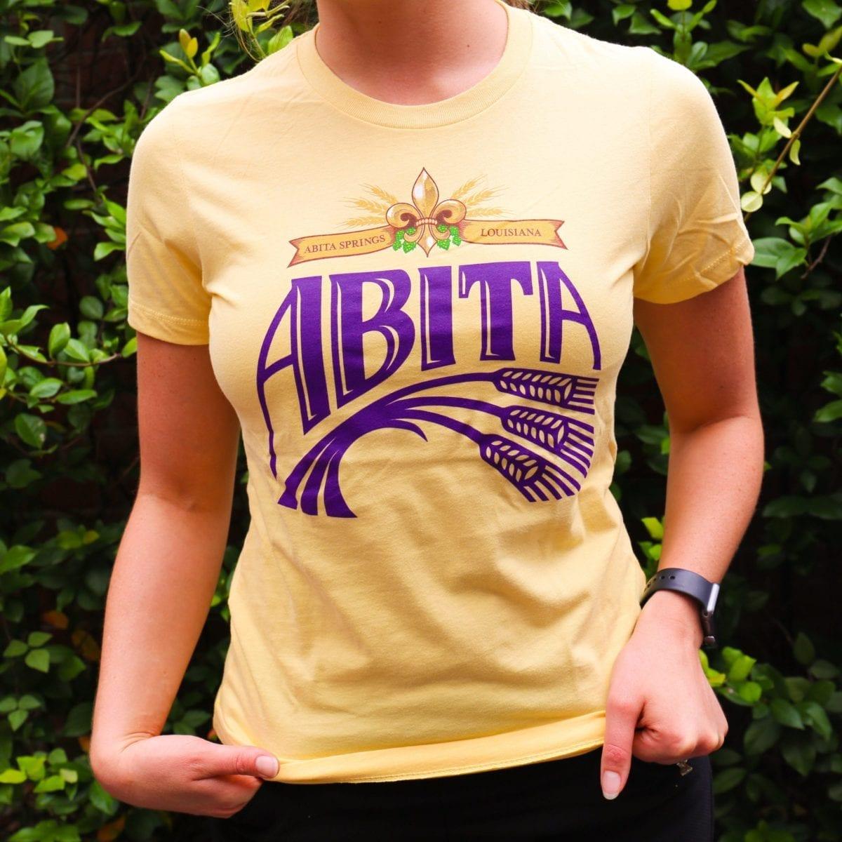 2. Abita Signature Ladies T-shirt